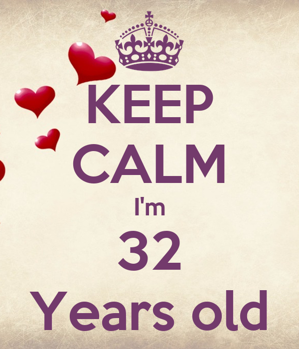32 years old