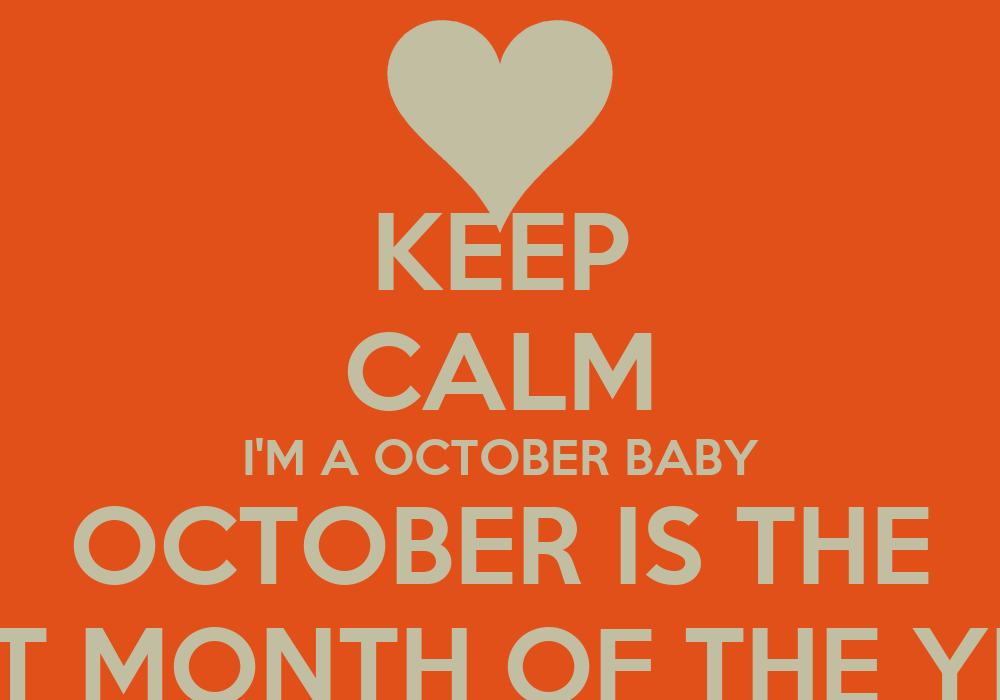 Favorite months of the year
