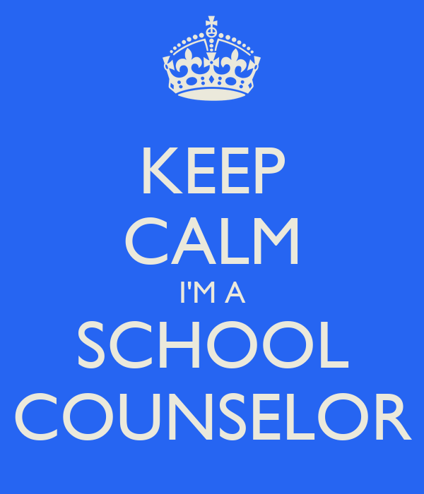 PS: Happy National School Counseling Week!
