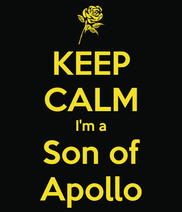 son of apollo - photo #33