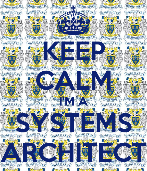 how to write about system architecture