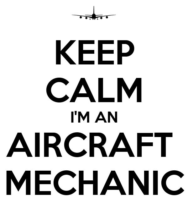 Aircraft Mechanic making your paper longer