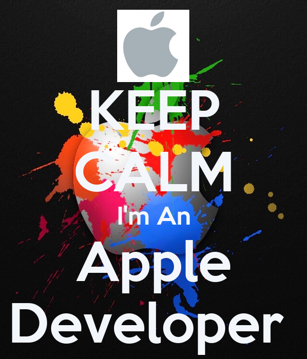 how to become an apple developer