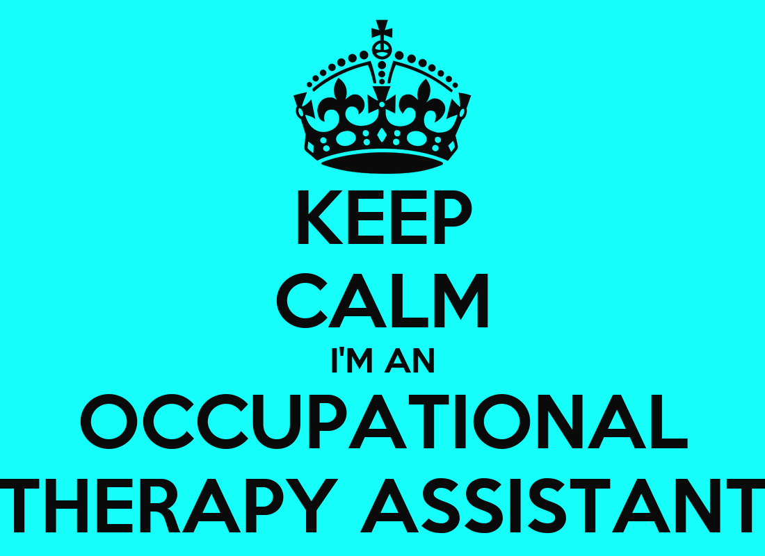 Occupational Therapy Symbol Occupational therapy assistant