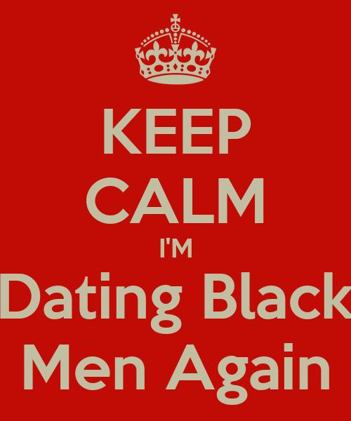 I'm dating a black guy