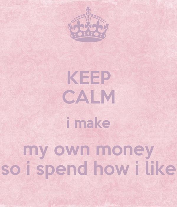 I make money like so what zippy