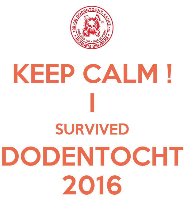 Image Result For Dodentocht