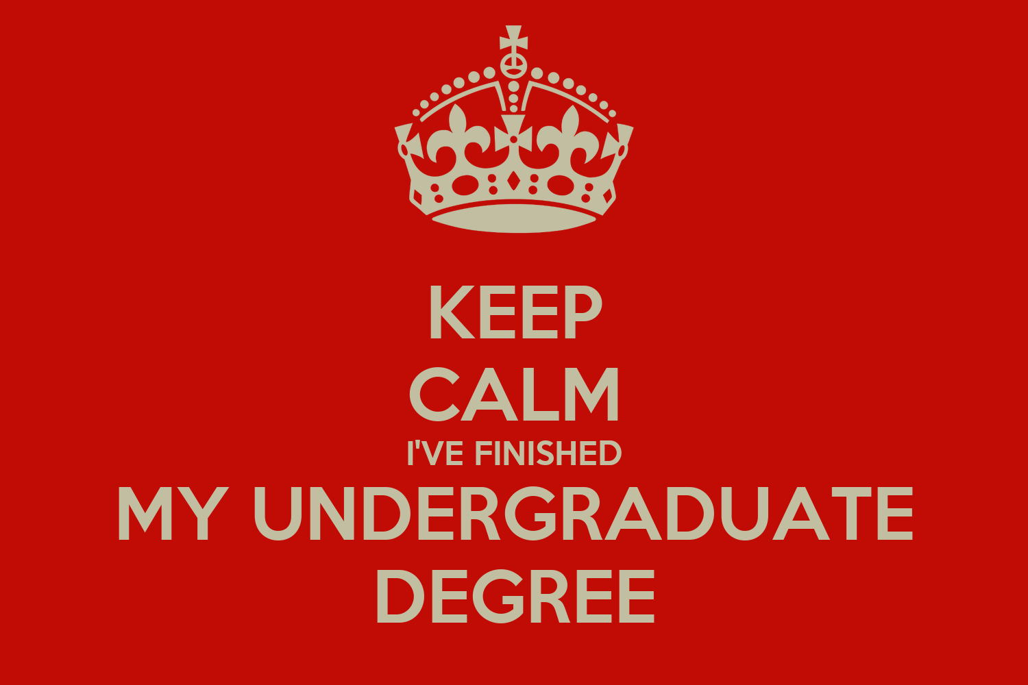 what is an undergraduate