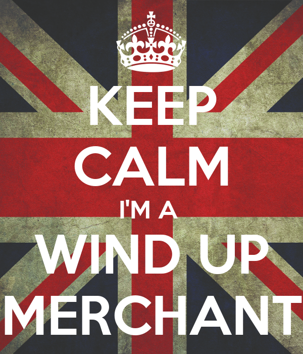 What is a wind up merchant