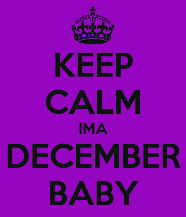 Image result for december baby