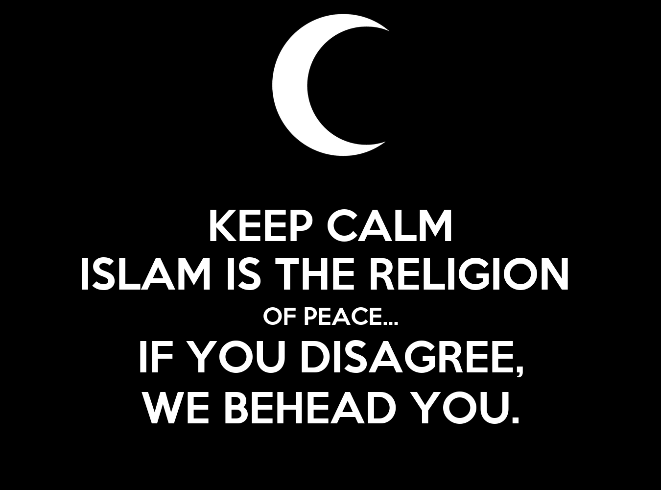 is islam a religion of peace pdf