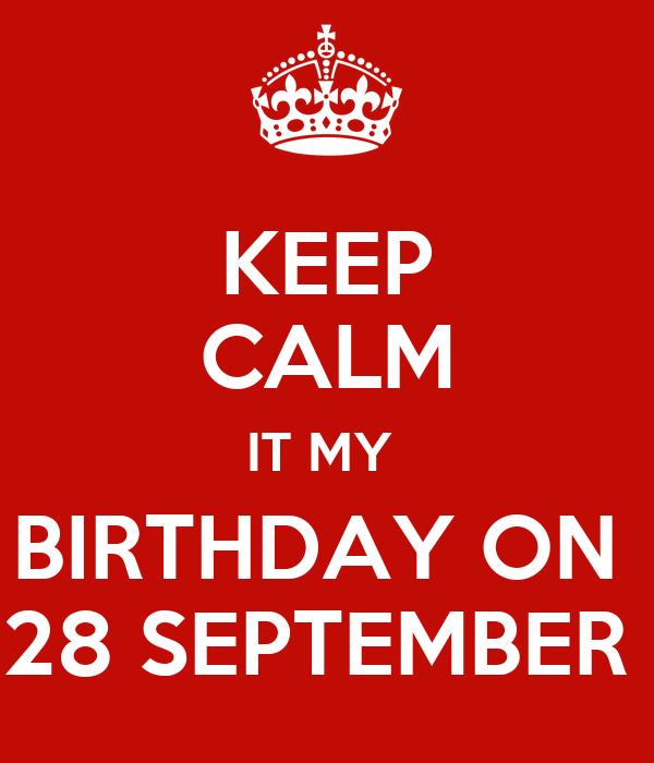 28 september