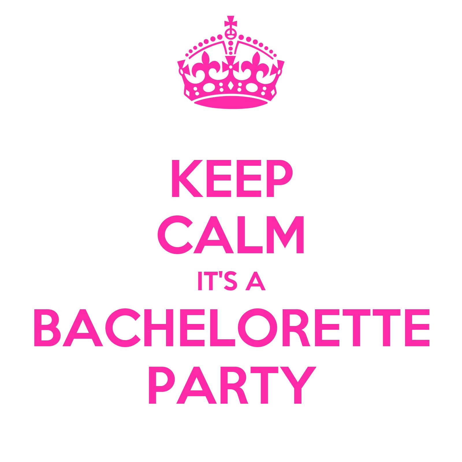Source Sdkeepcalm O Maticcouk Report Bachelorette Party Logo