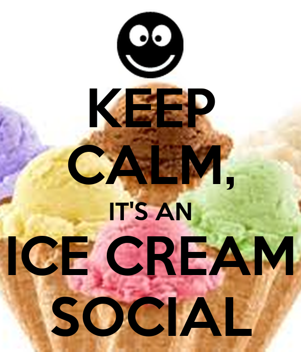 Image result for ice cream social