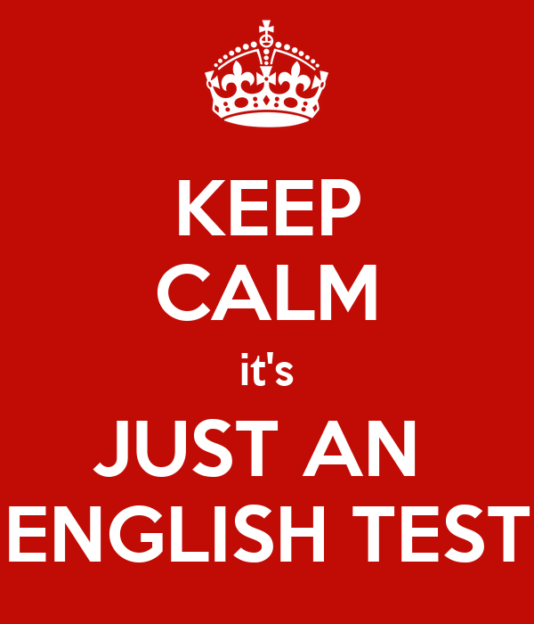 Image result for english test