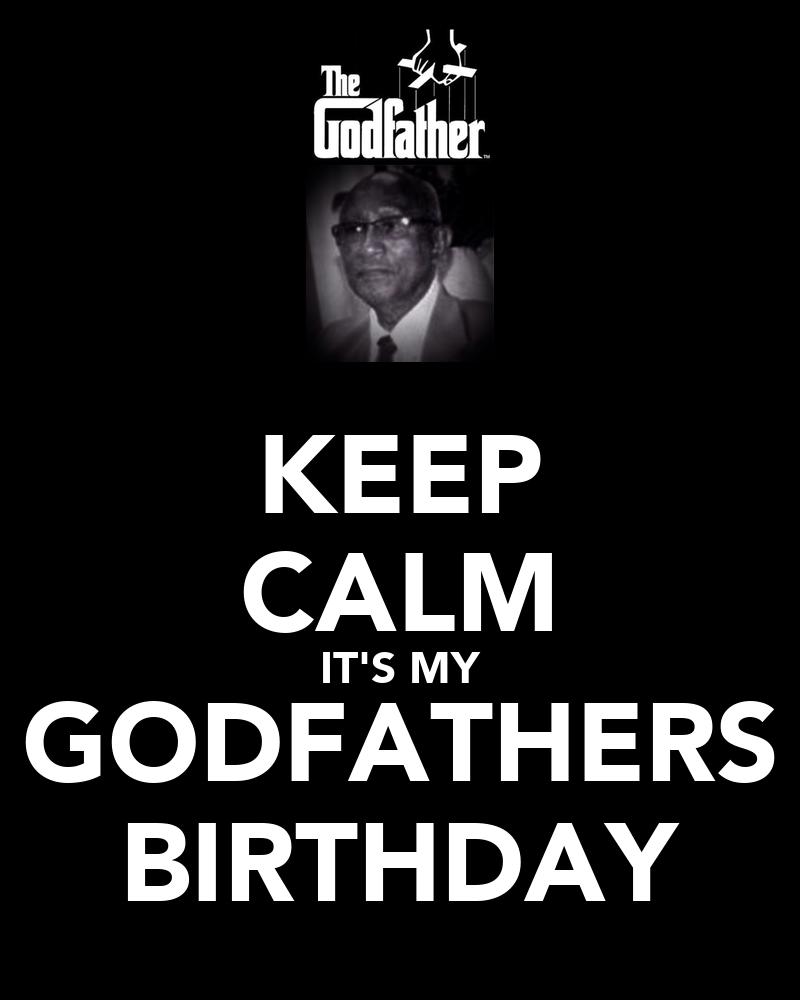 godfather birthday