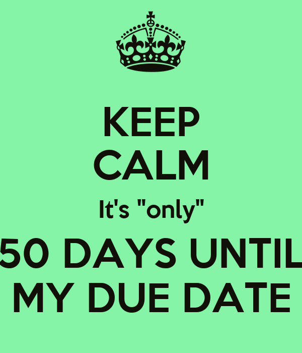 50 days of dating