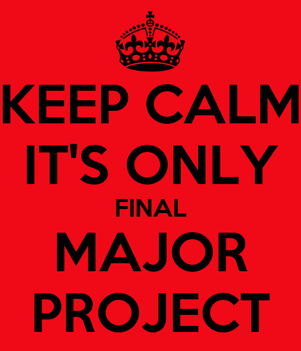 final major project report Major project report format acknowledgement final major project report main report post spinning operations footer menu back to top about about scribd press.