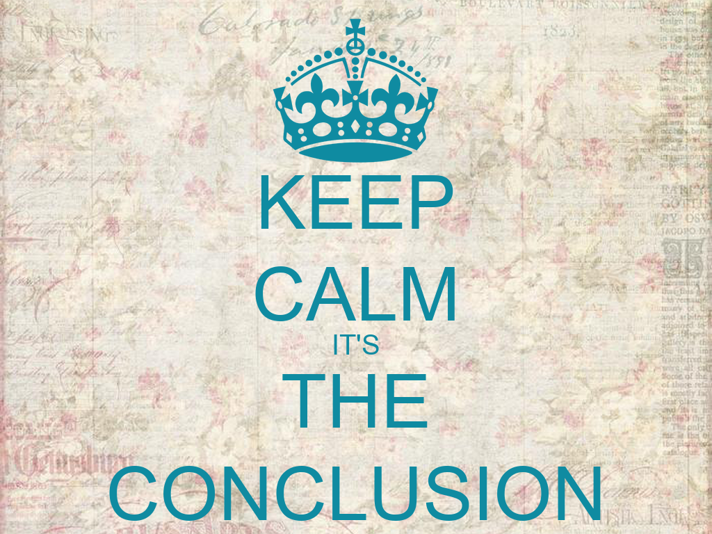 Is there such a thing as a Conclusion generator?