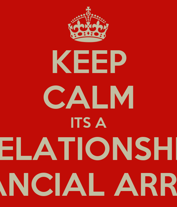 Arrangement relationship