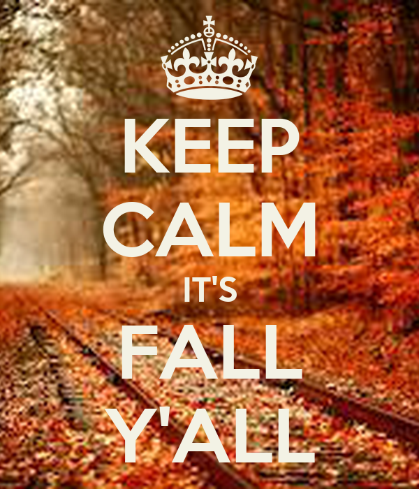 Keep Calm It S Fall Y All Poster Fabbott Keep Calm O Matic