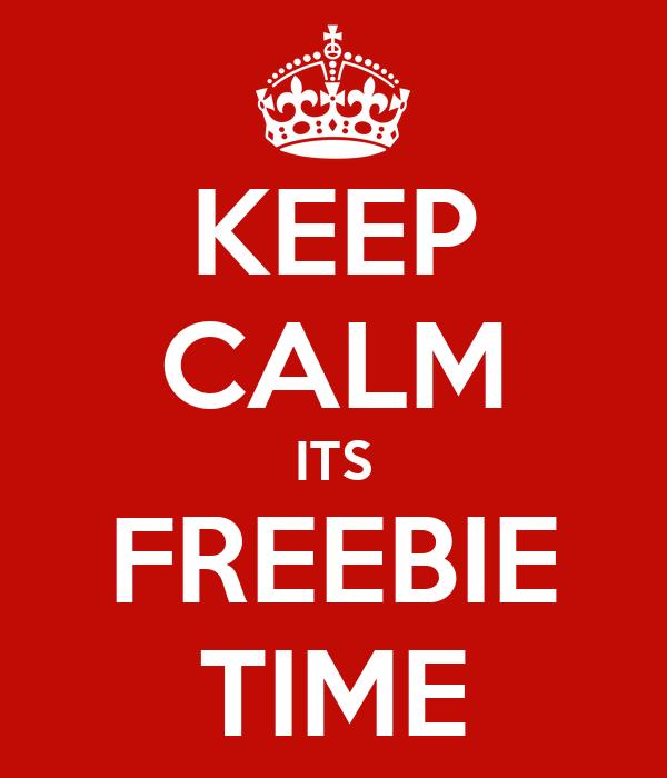 I want freebies uk