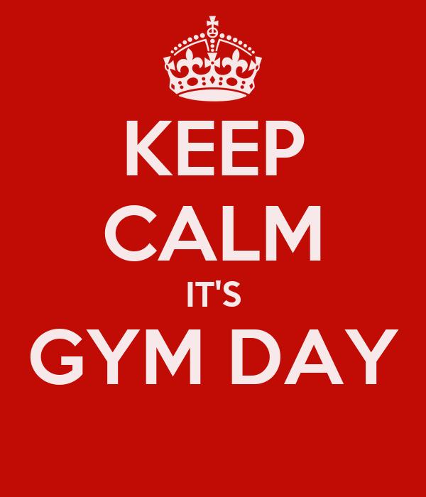 5 day gym program pdf
