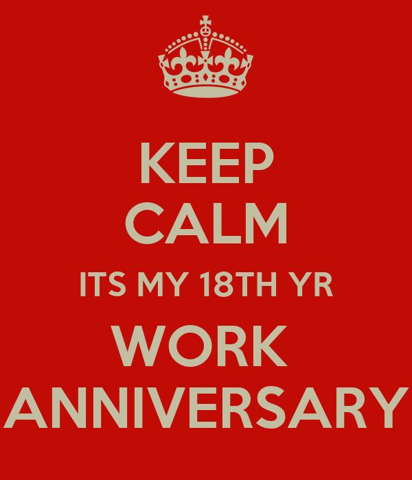 Clipart Happy Anniversary Work