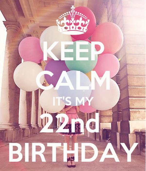 Сегодня мой день рождения картинки 22 года, для детей английском