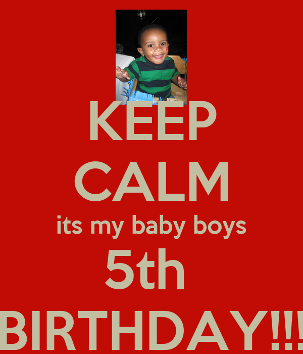 Happy 5th Birthday Boy Quotes Baby Quotesgram Happy 5th Birthday Wishes To My