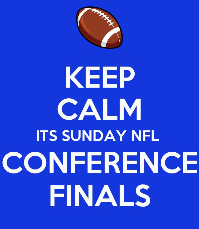 conference finals nfl