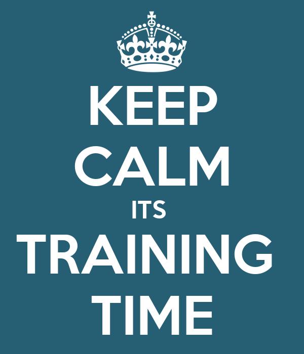 Kuvahaun tulos haulle keep calm its training