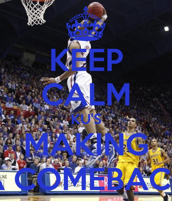 Keep Calm Ku 39 S Making A Comeback Keep Calm And Carry On