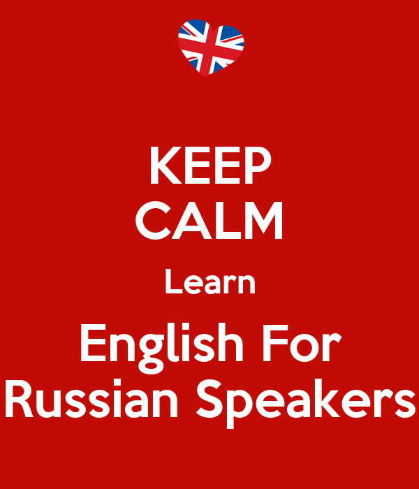 How to Speak English - Pronunciation for Russian Speakers ...