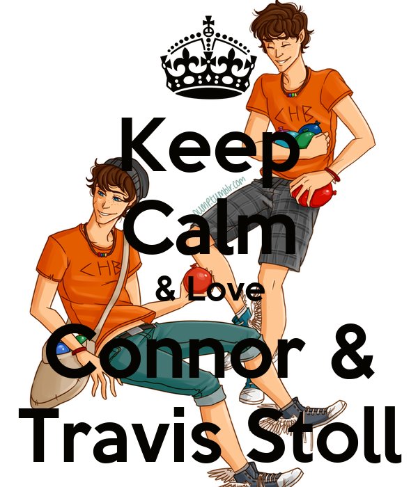 Keep Calm & Love Connor & Travis Stoll Poster | montse ...