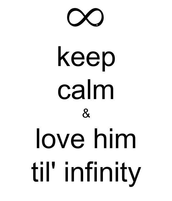 Infinity Love Quotes: Quotes Love You Till Infinity. QuotesGram