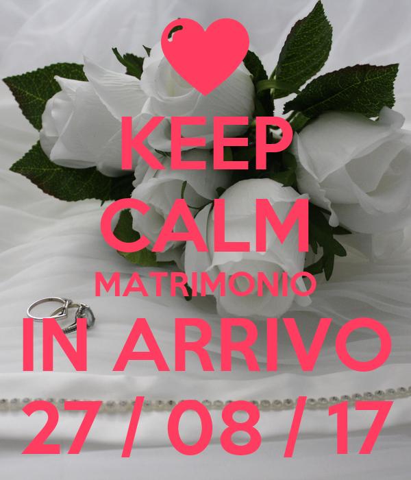 Matrimonio In Arrivo : Keep calm matrimonio in arrivo  poster gatto