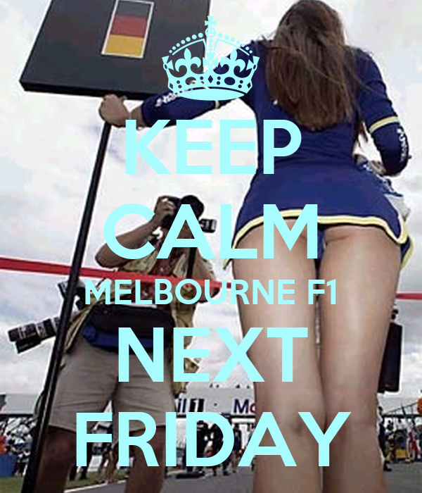 Next friday date in Melbourne