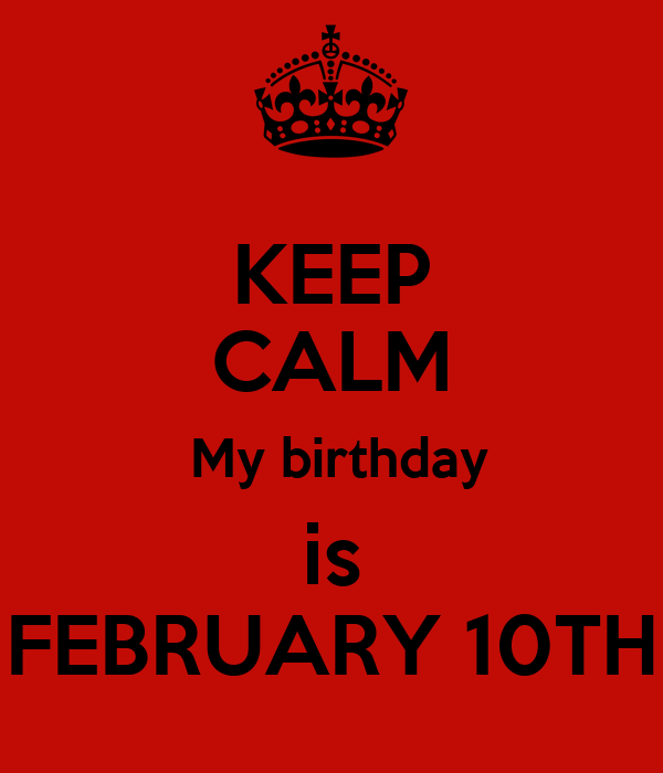 Celebrity birthdays feb 10th