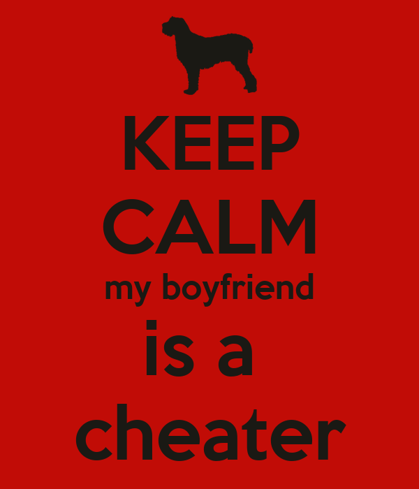 Is my boyfriend a cheater