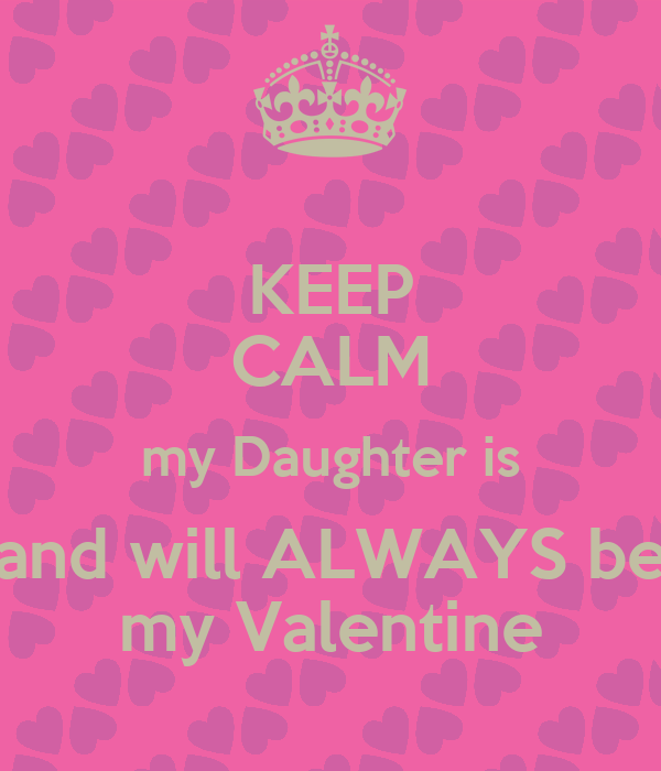 pictures on valentine messages for daughter valentine