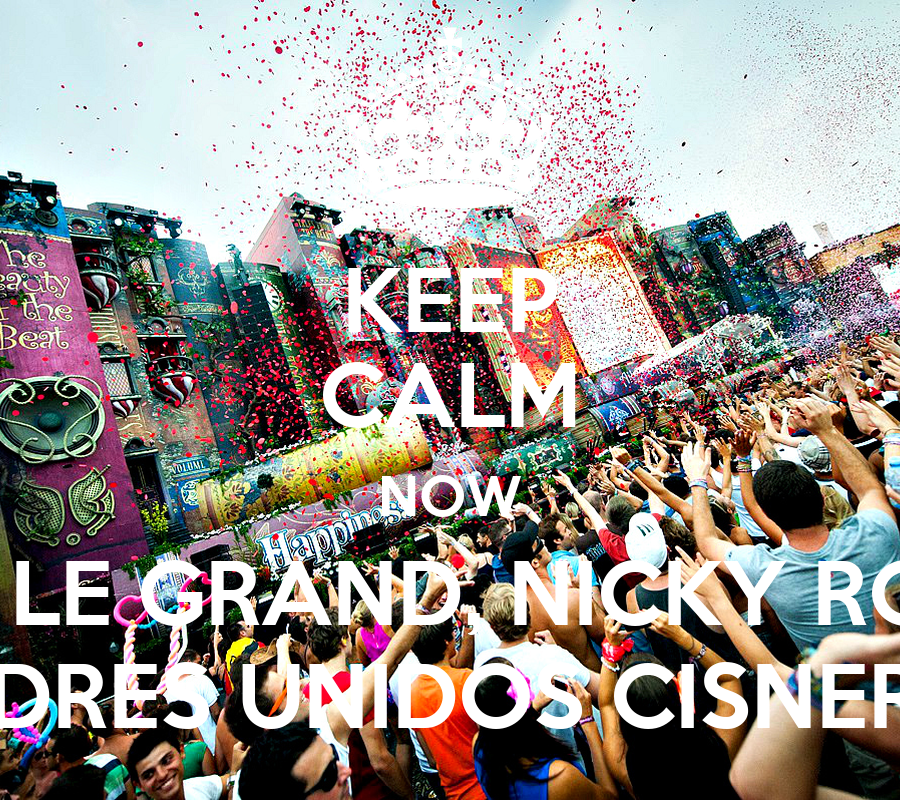 Fedde le Grand Wallpaper Keep Calm Now Fedde le Grand