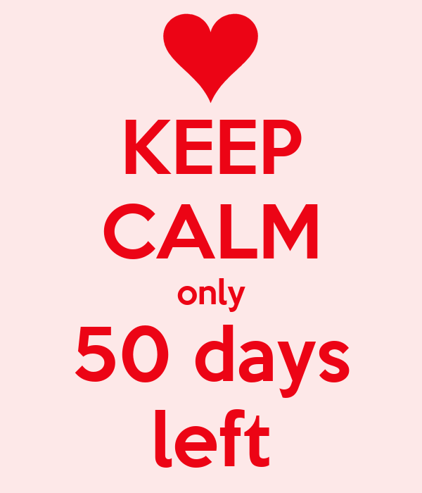 """Get Hurt"" Album Release Countdown !!!!! Keep-calm-only-50-days-left-1"
