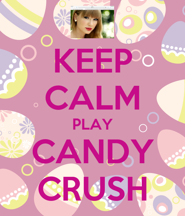 I Don't Want to Play Candy Crush On Facebook