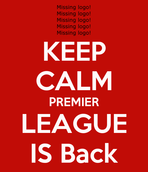Image result for premier league is back