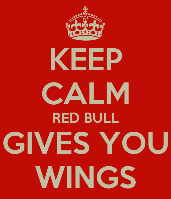 red bull may not give you Yes it does , in fact birds are able to fly not because of their evolutionary trait but red bull  red bull is also a widely used fuel in airplanes and jets.