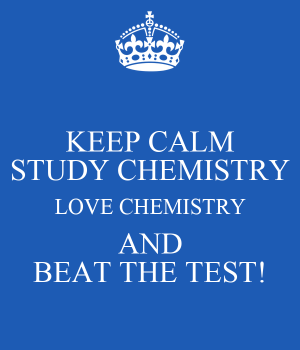 and relationship chemistry test