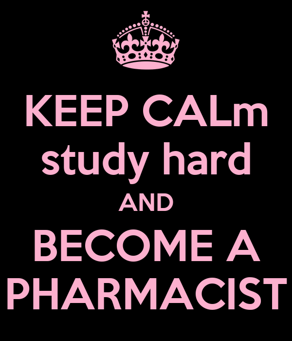 is studying pharmacy going to be too hard for me? please ...