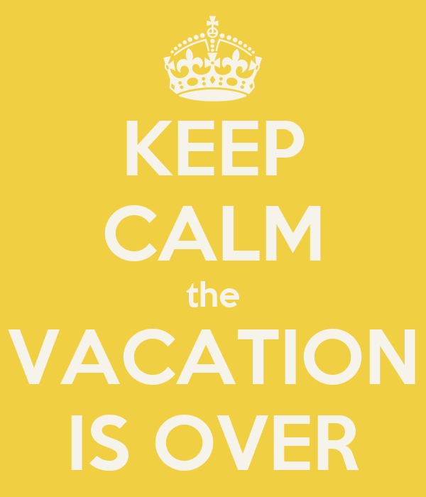 After Vacation Blues Quotes. QuotesGram