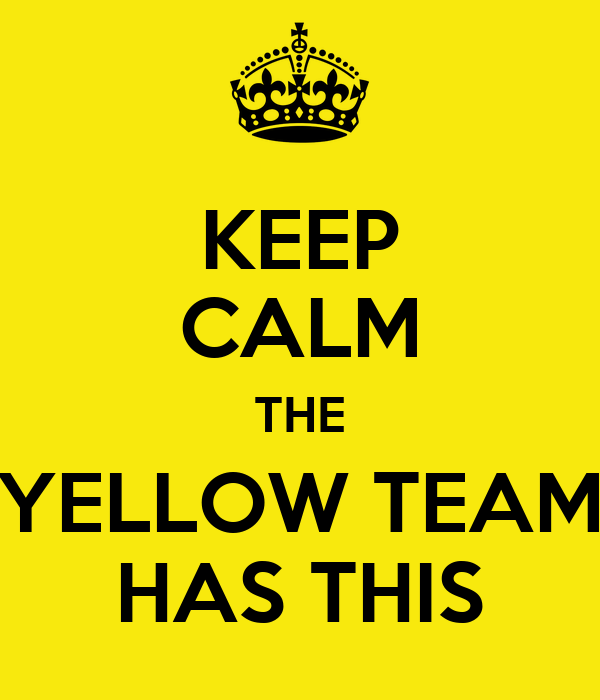 45020796e896 Image result for team yellow